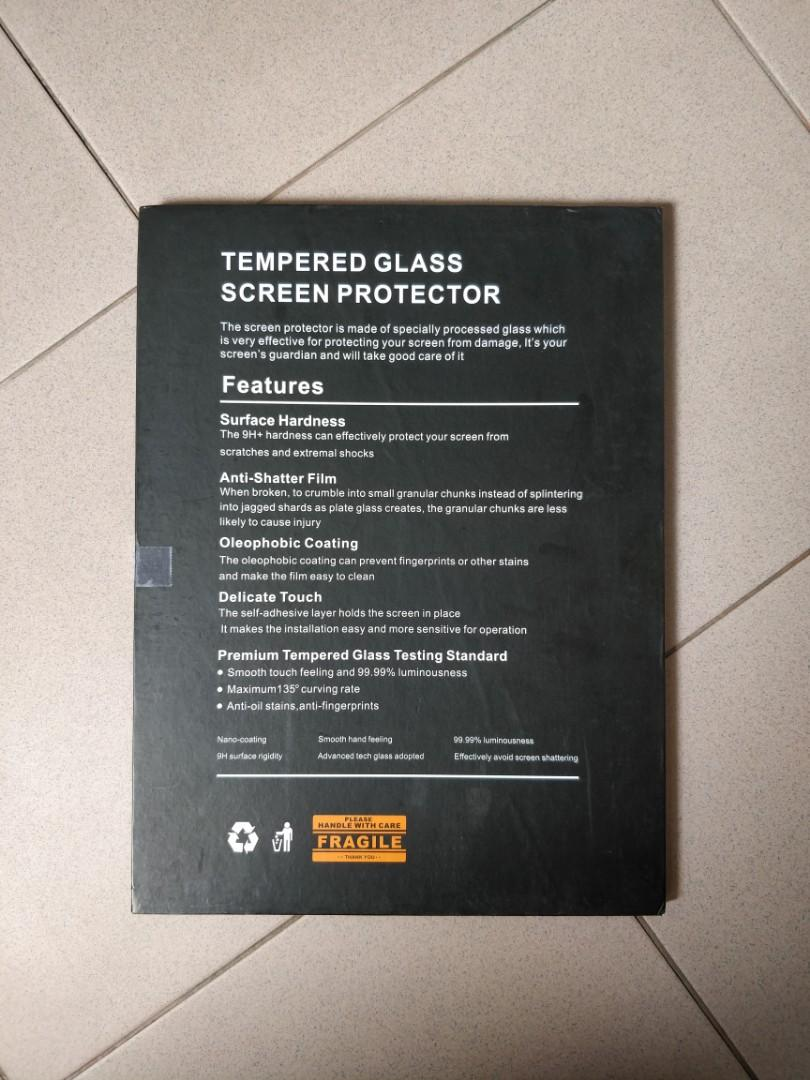 iPad Pro 12.9 inch Tempered Glass Screen Protector