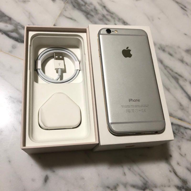 IPhone 6 (Silver) 64GB
