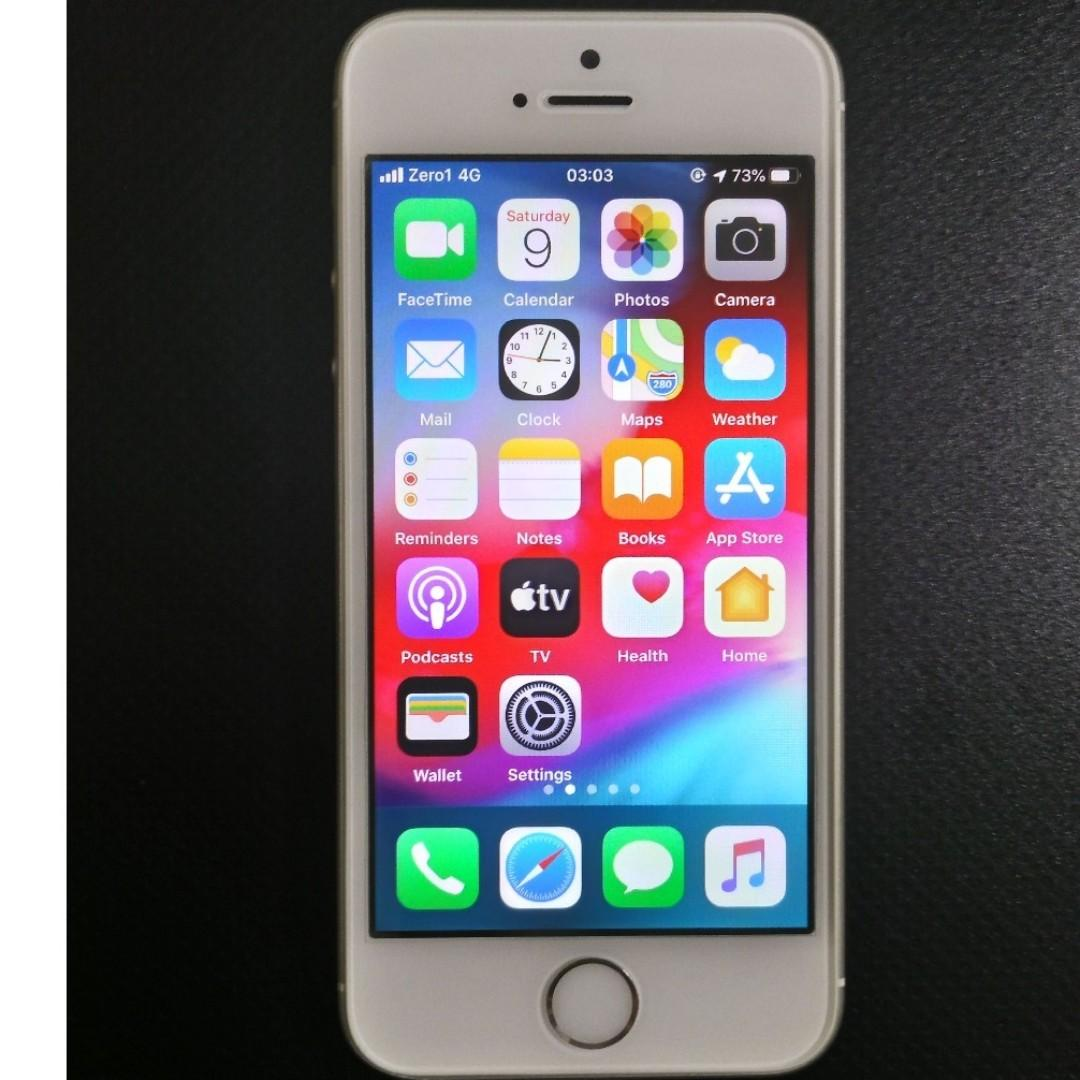 iPhone SE A1723 With FREE Bundle