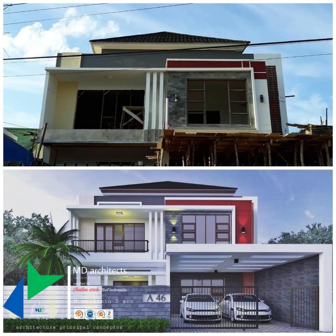 Jasa renovasi rumah dll