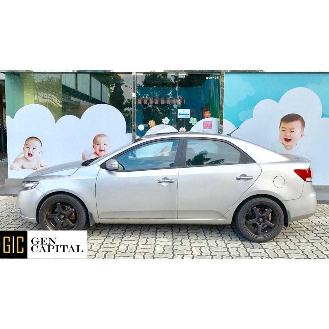 Kia Cerato Forte - Immediately take ! $500 driveaway!!