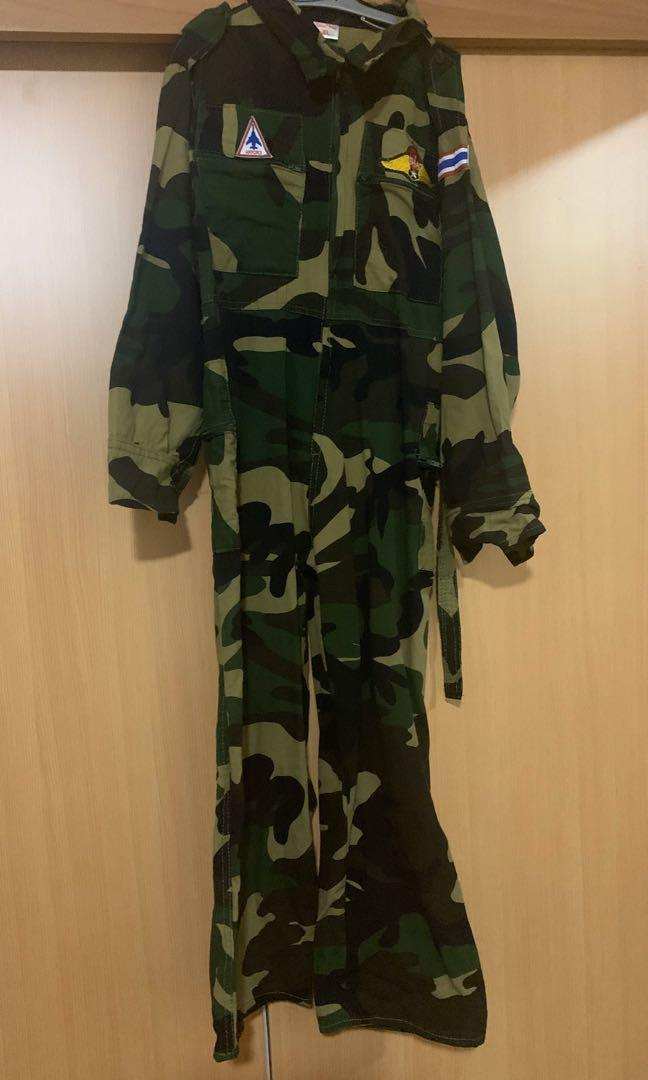 Kids pretend play costume, army / soldiers / Air Force