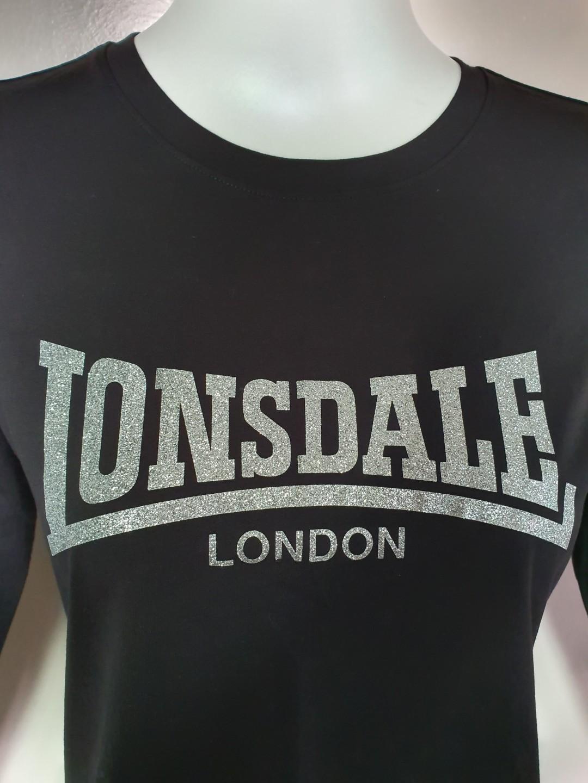 LONSDALE LONDON LONGSLEEVED TOP