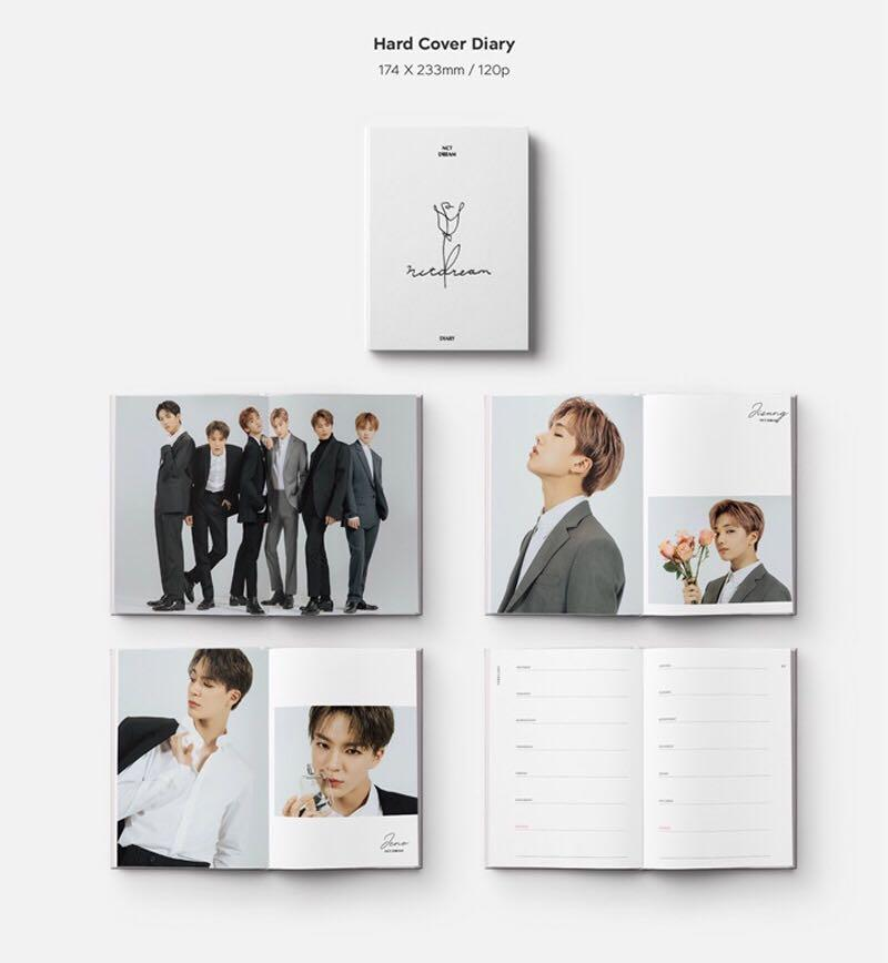 [LOOSE ITEM] NCT Dream 2020 Season's Greetings (already ordered)