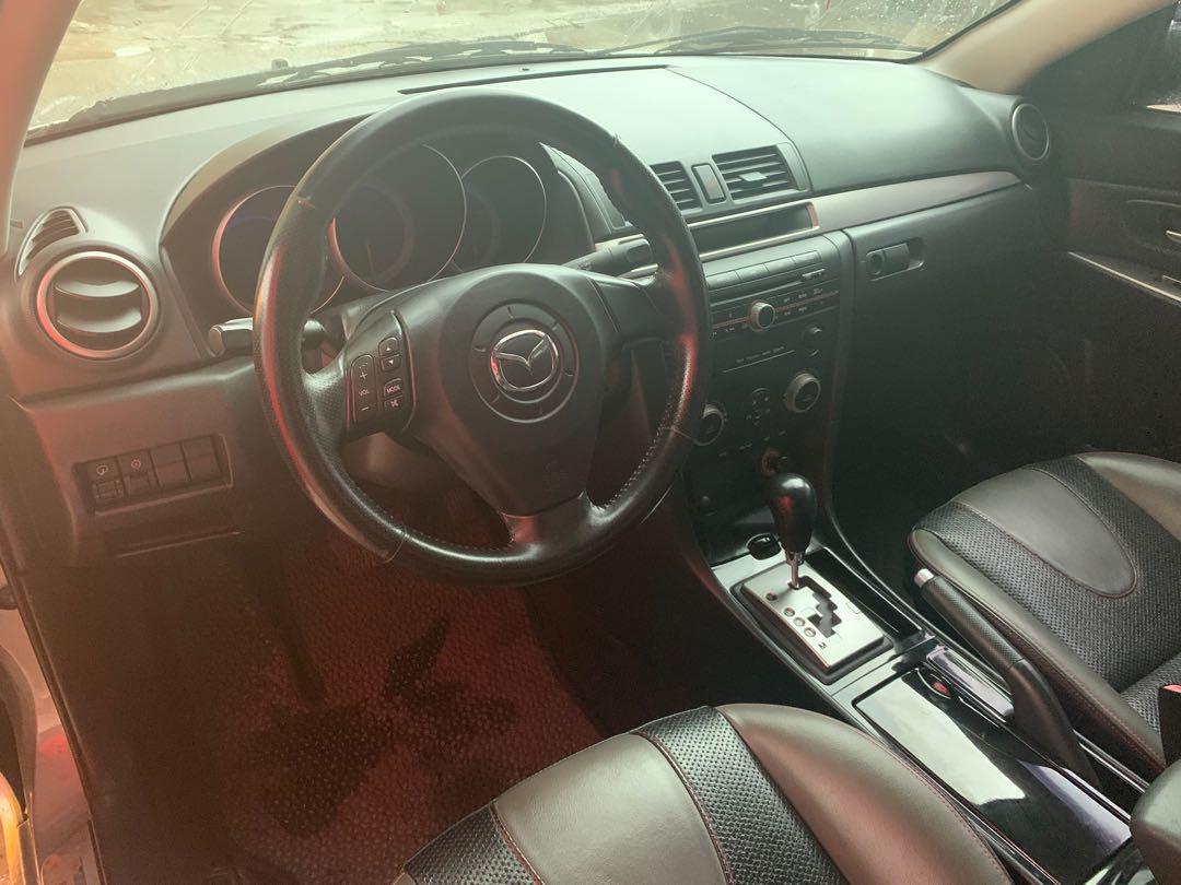 Mazda 3 2.0S