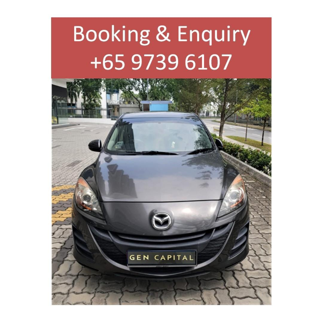 Mazda 3 - Anytime ! Any day! Your Decision!! Cheapest rates, full support!