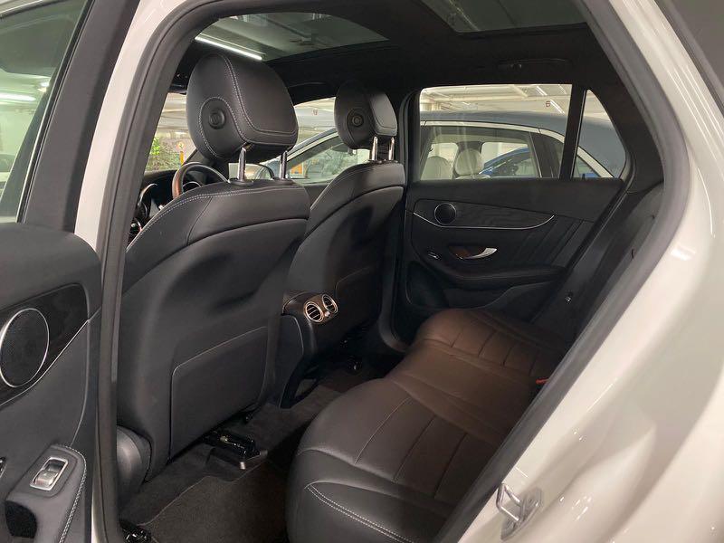 MERCEDES-BENZ GLC 250 AMG 2018