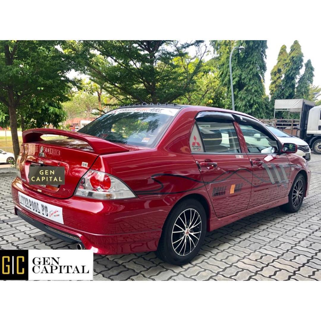 Mitsubishi GLX - Immediately take ! $500 driveaway!!