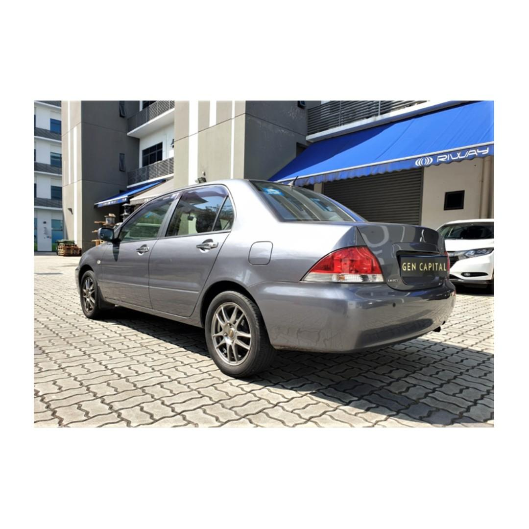 Mitsubishi Lancer GLX - Cheapest rates, full support! Anytime ! Any day! Your Decision!!