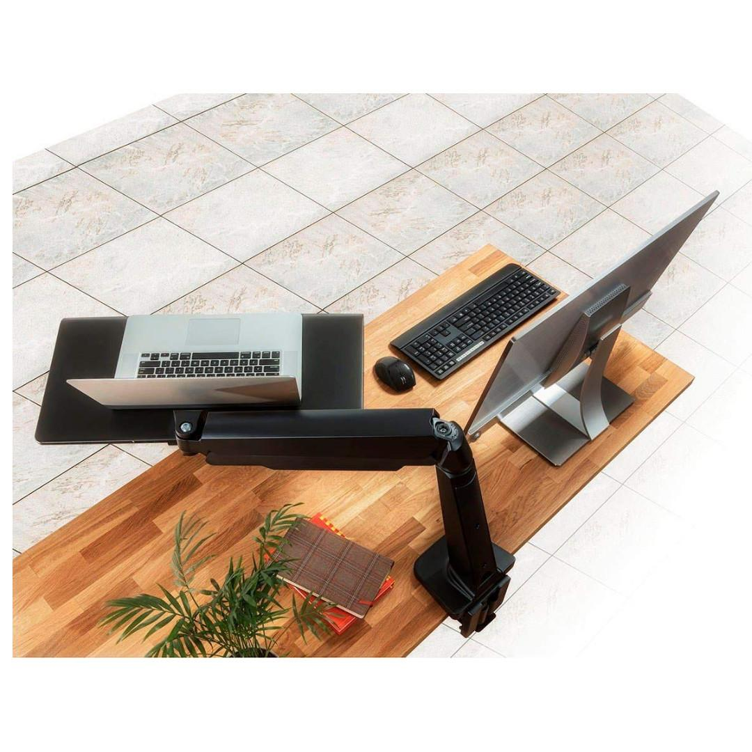 Monoprice Sit-Stand Workstation (For laptops/keyboards)