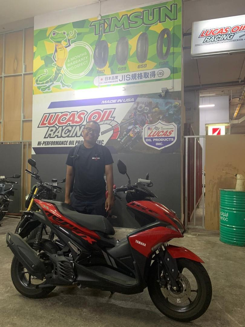 MotorCycle For Leasing