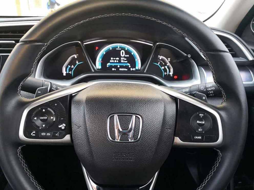 New Honda Civic FC 1.8 (A) Kereta Sewa KL Selangor