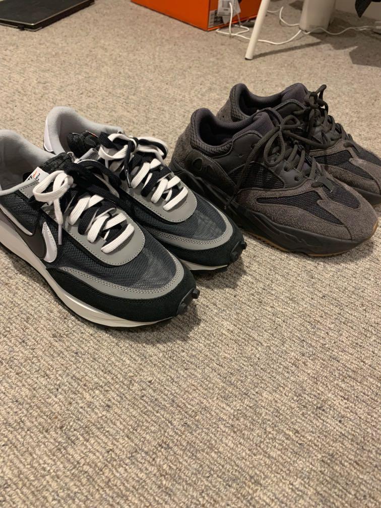 Nike sacai  yeezy