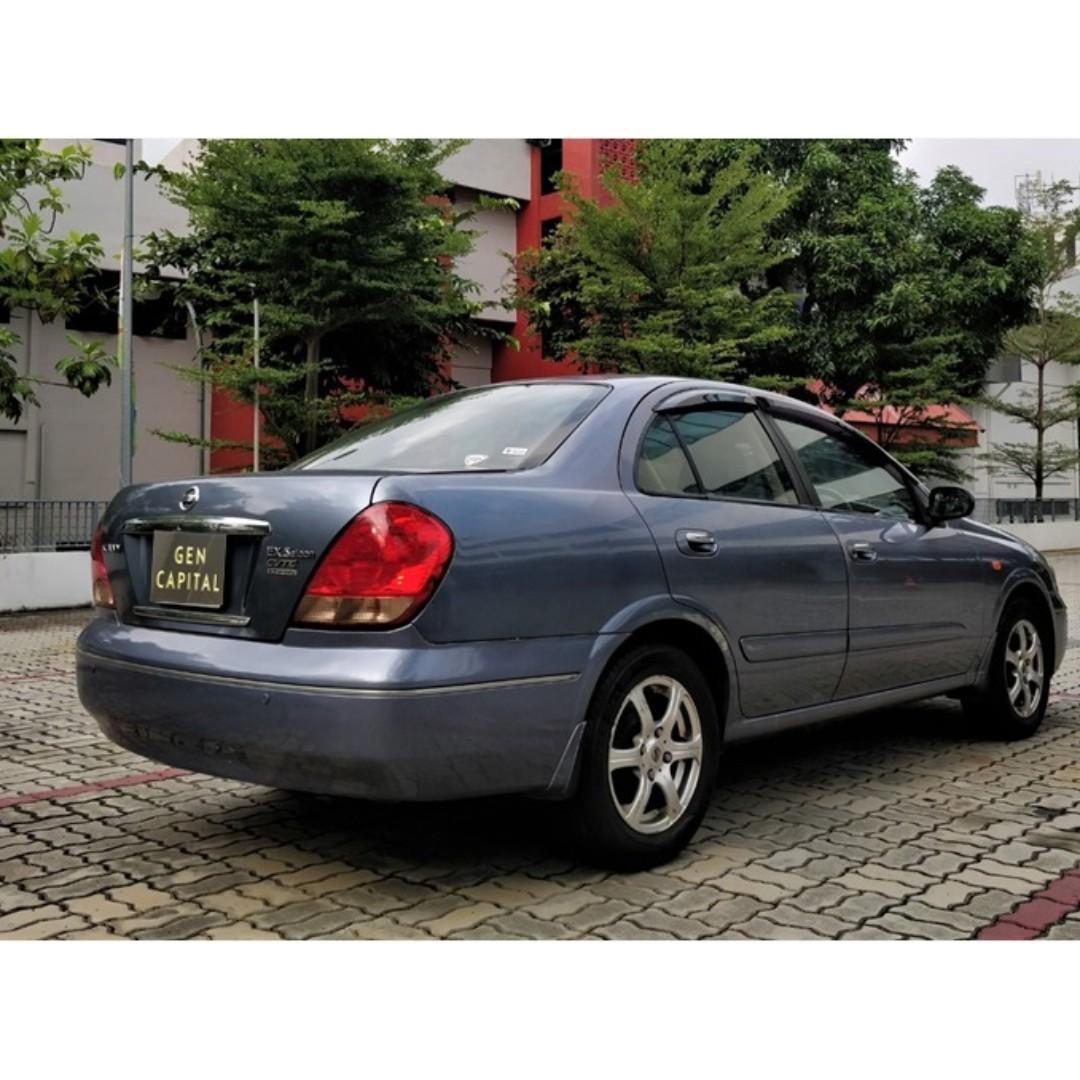 Nissan Sunny 1.5 Manual  - Immediately take ! $500 driveaway!!