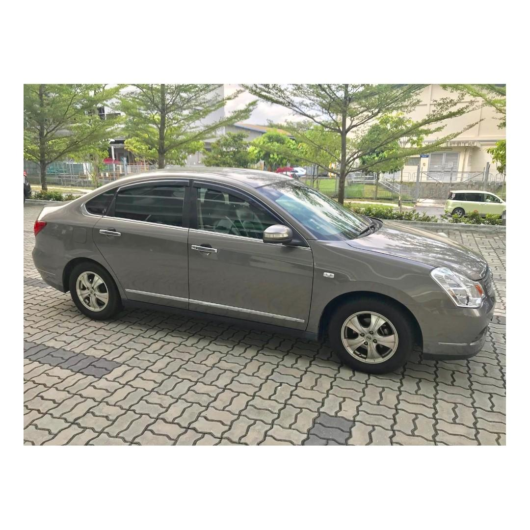 Nissan Sylphy -  Many ranges of car to choose from,  Cheapest rates, full support!
