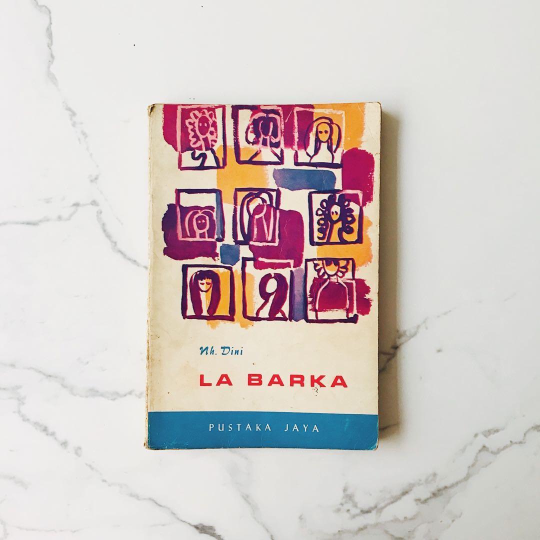 Buku/Novel Nh. Dini (terbitan lama)