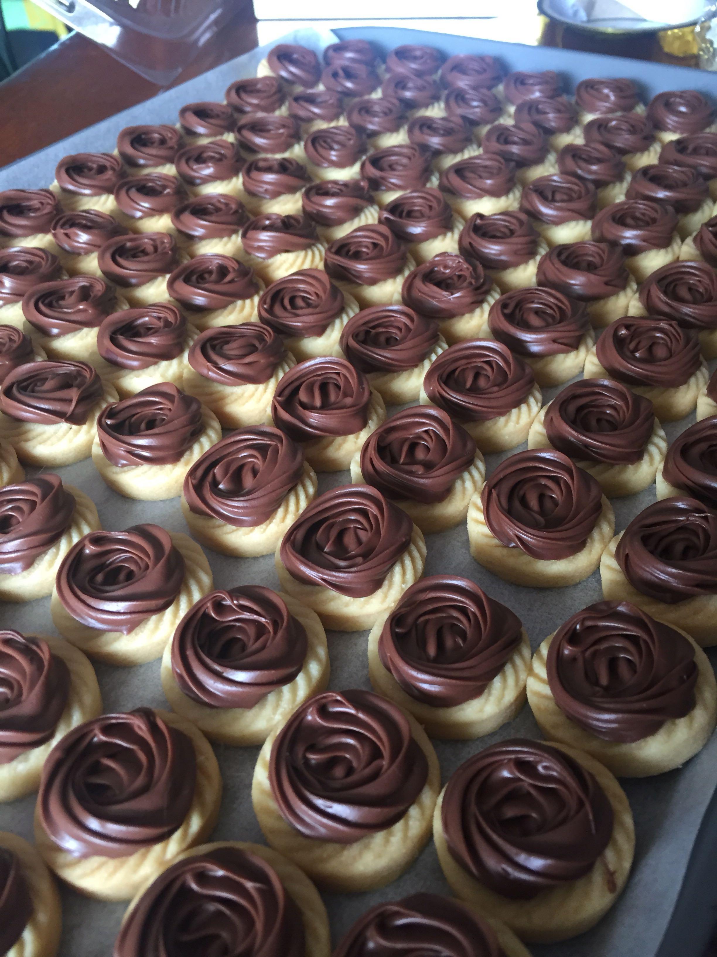 Nutella Tarts $15