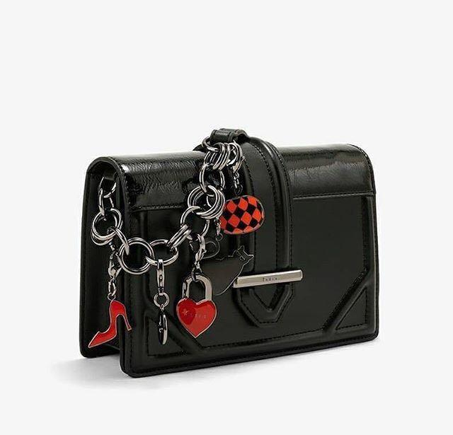 Pedro Boxy Charm Bag