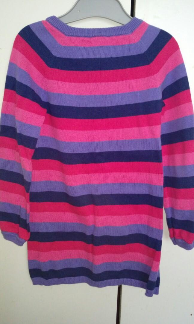 Peppa Pig Long Sleeve Jumper Top Dress