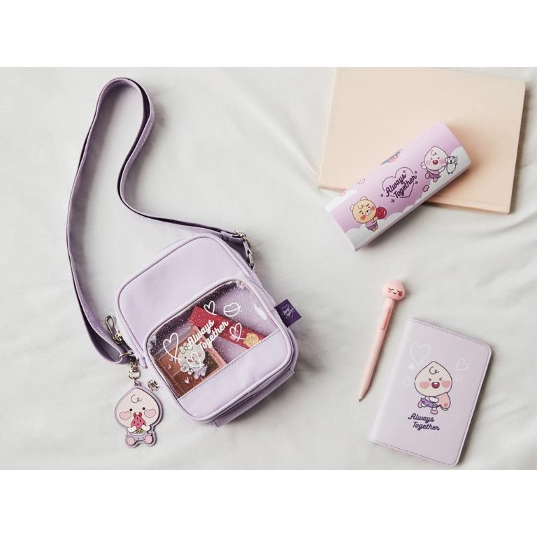[Pre-order] Kakao Friends x Twice Edition Anti-Theft Cross Bag