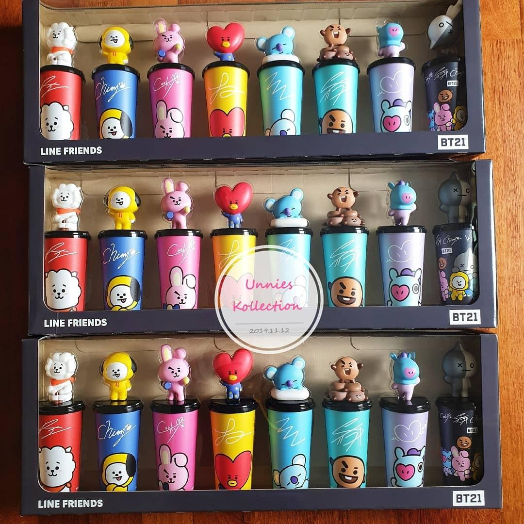 💥💥READY STOCK💥💥   BT21 X MBO LIMITED EDITION TUMBLER
