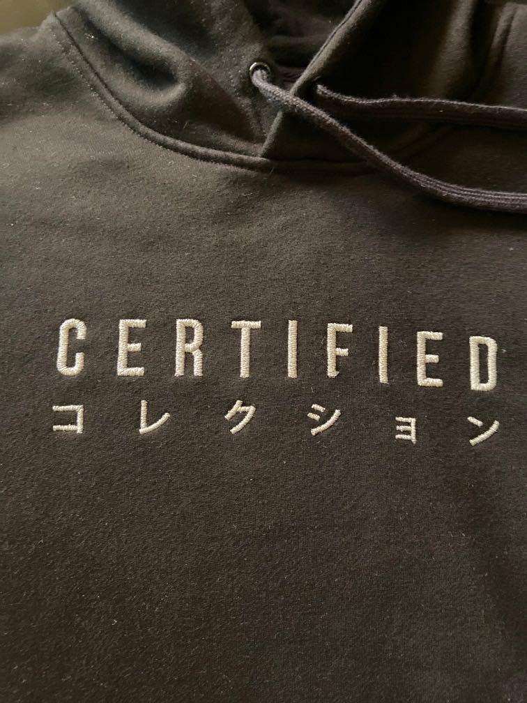 Reflective Dragon Certified hoodie