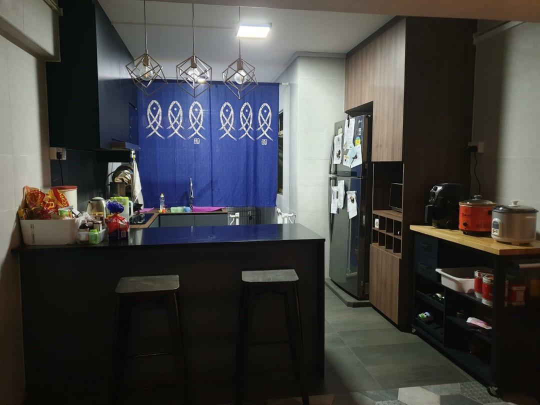 Room for rent at Punggol