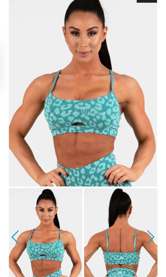 Ryderwear bundle - 3 x sports bra & shorts sets (size XS)