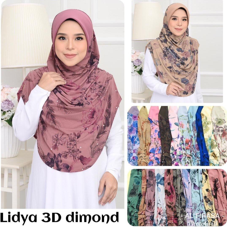 Sarima Lydia 3D Diamond - Pre Order