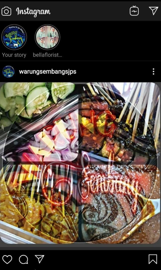 SATAY GORENG BY WARUNG SEMBANG