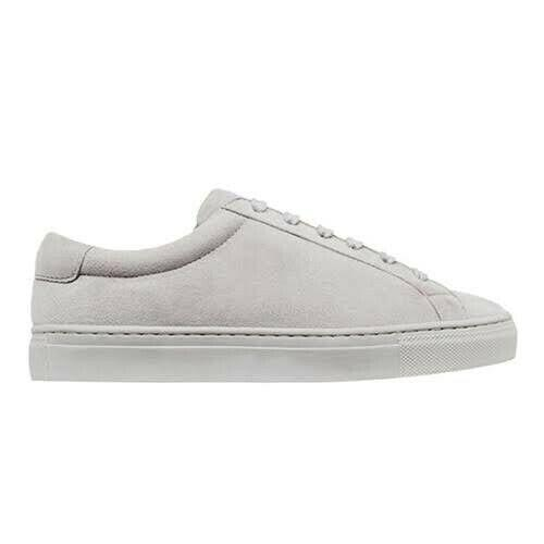 Seed candy casual sneakers au 10 40.5 41 grey leather acne