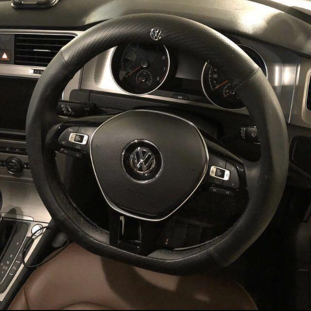 Steering Wheel Cover- Volkswagen Golf