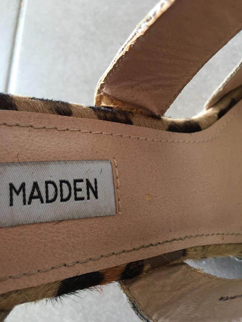 Steve (9.5) Madden