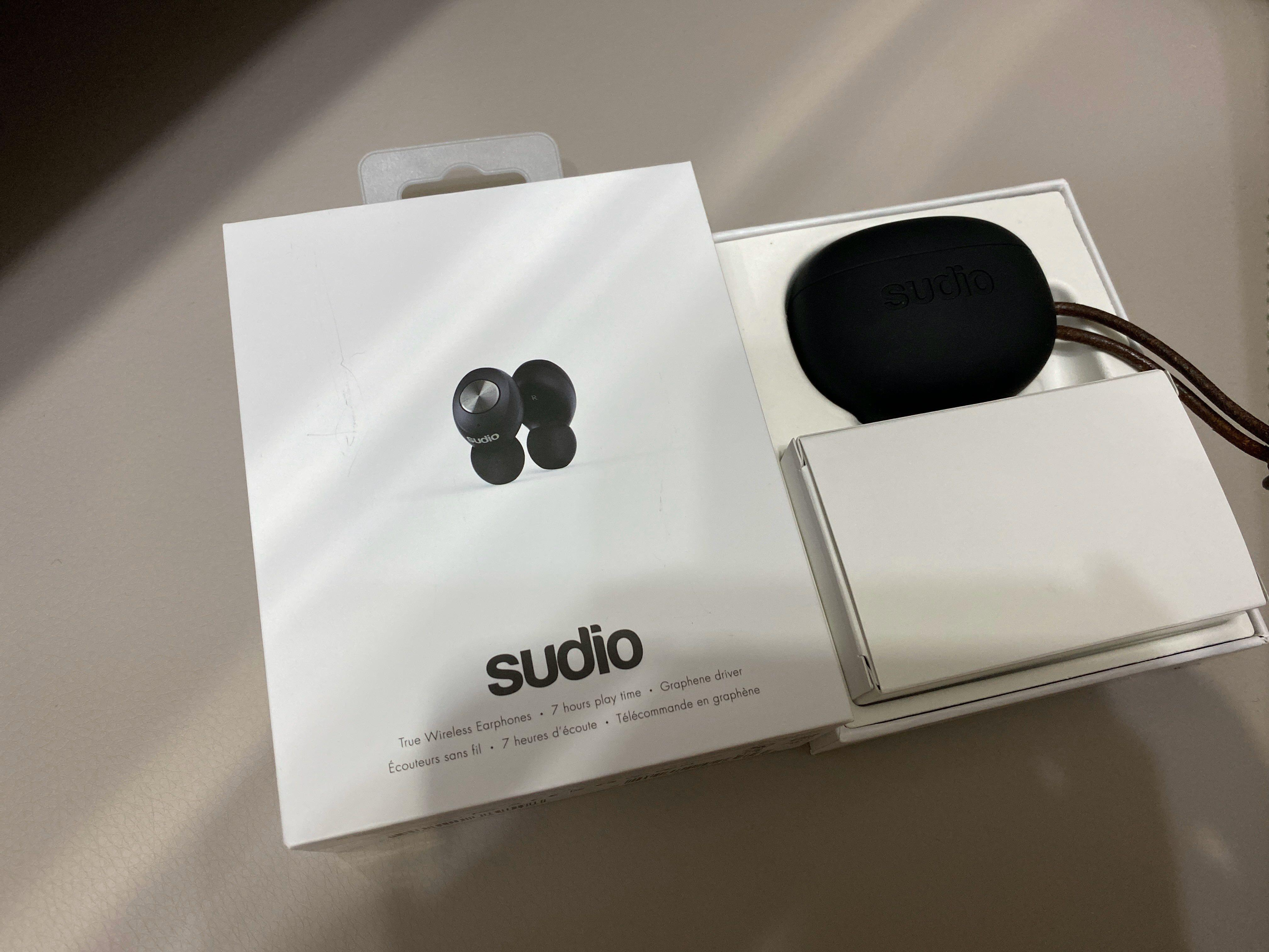 Sudio TOlV 藍牙耳機