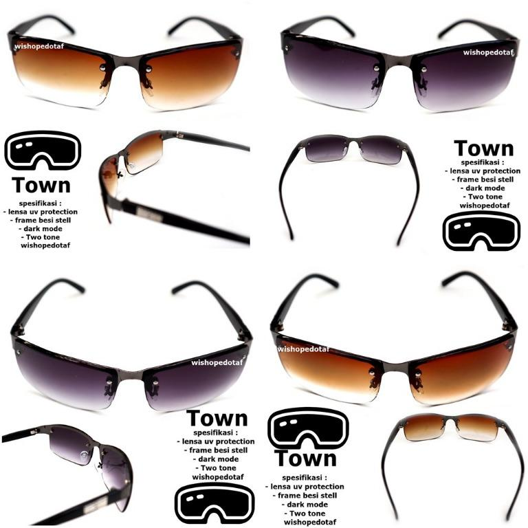 Sunglasses Stainless Town man
