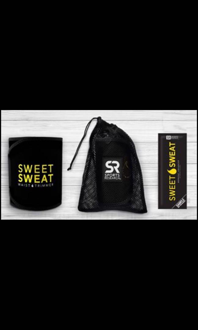 Sweet Sweat Premium Waist Trimmer - Size M