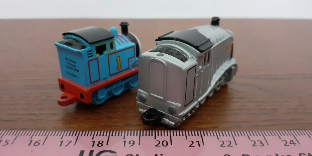 Thomas & Friends - mini diecasts Spencer & Thomas