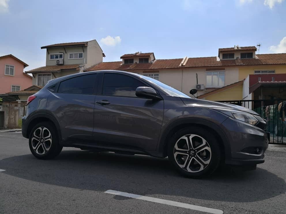 Tip Top Honda HRV 1.8 (A) Kereta Sewa Suv Selangor KL