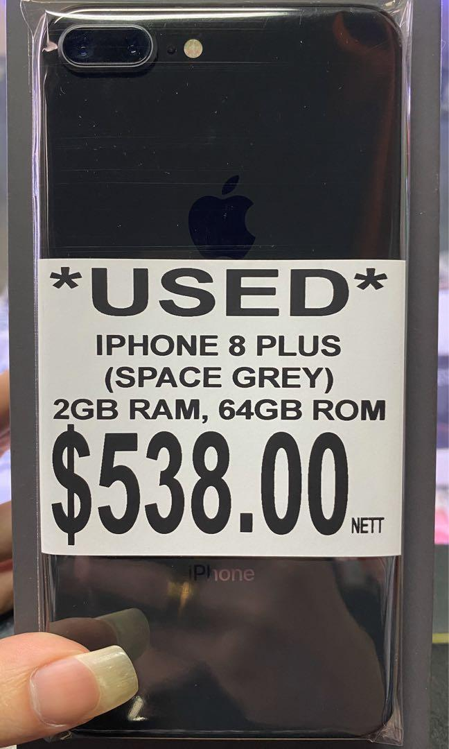 Used Apple iPhone 8 Plus