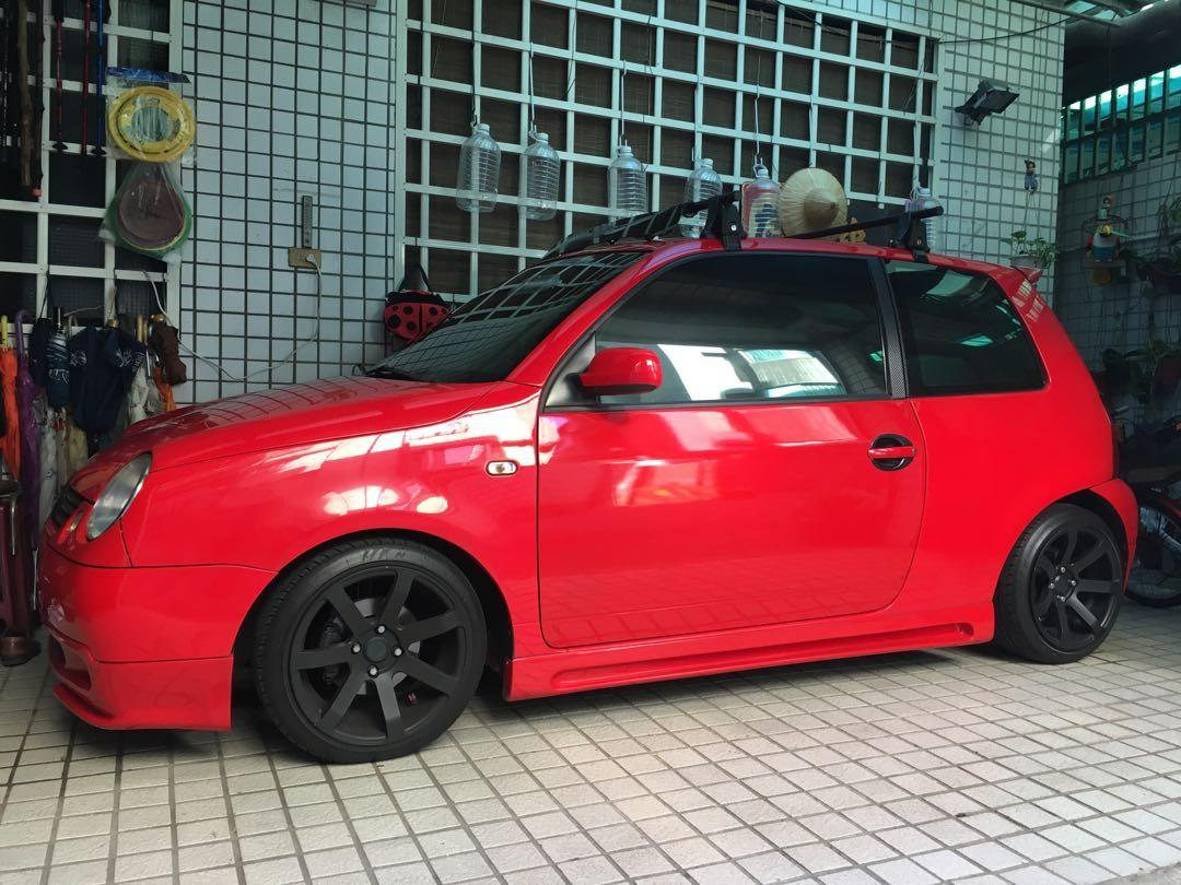 VW 2000 lupo 1.4 gti look not saxo 106  golf smart