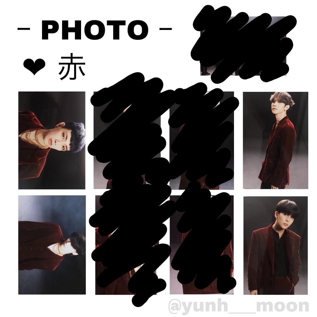 [WTB] ATEEZ Treasure Ep.FIN. Japan Release Event MD: Photo Set