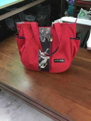 Promotion for this week-Red Carry Bag/Multipurpose Bag