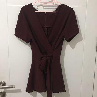 #1111special Room_25 Kimono Top