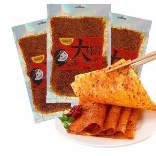 大辣片 豆製品 經典零食