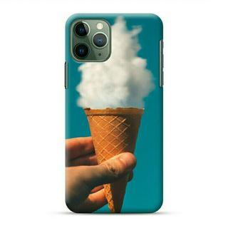 Artsy Clouds iPhone 11 Pro Max Custom Hard Case