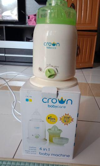 #1111 spesial Crown 4in1 baby machine