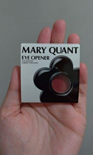 Mary Quant 瑪莉官 眼影 R-07  無盒