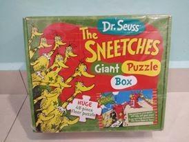 48pcs Giant puzzle - Dr.Seuss The Sneetches