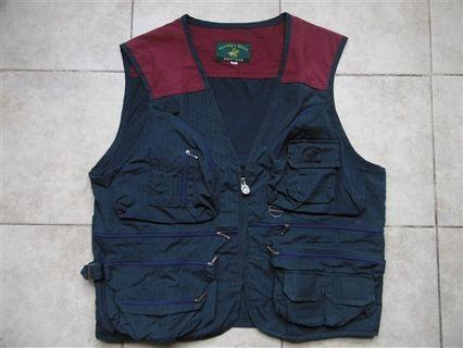 Rompi Mancing Beverly Hills Polo Fishing Vest