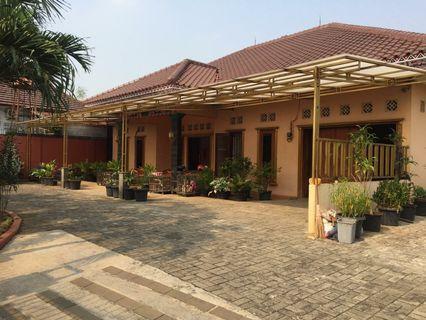 Jual BU Rumah besar di Cibubur 7 menit ke Pitu Toll Cibubur #1111Special